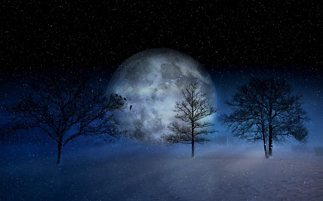 February's Full Super Snow Moon in Virgo Reveals Deep Truths