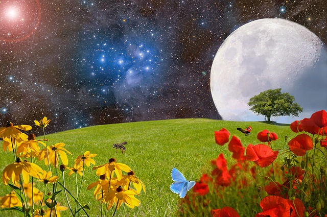 March's Full Super Moon Ushers In New Beginnings For Everyone!